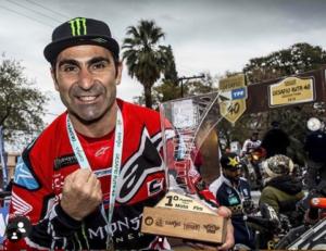 """Ricky Brabec, Dakar 2020: """"A classificação já não significa nada"""" thumbnail"""