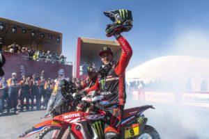 """Ricky Brabec, Dakar 2020: """"É um sonho tornado realidade"""" thumbnail"""