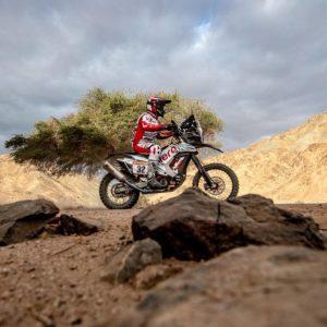 Dakar 2020: Sebastian Bühler satisfeito com o resultado de hoje thumbnail