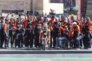 """Toby Price, Dakar 2020: """"A série de vitórias da KTM não vai ser superada por muito tempo"""" thumbnail"""