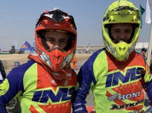 Motocross Kuwait: Alberto 3.º e Outeiro 6.º thumbnail