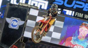 AMA Supercross 250, Arlington: O primeiro triunfo de Chase Sexton thumbnail