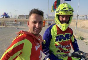 Motocross Kuwait: Alberto e Outeiro no Top 6 nos treinos thumbnail