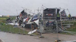 MXGP, Inglaterra: Vento faz danos e obriga a alteração de horário thumbnail