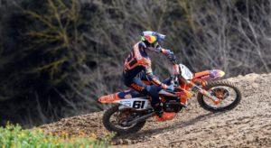 MXGP: Jorge Prado de regresso aos treinos com a sua KTM thumbnail