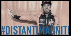 Motocross: Antonio Cairoli e Kiara Fontanesi sensibilizam fãs para coronavírus thumbnail