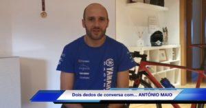Vídeo: Dois dedos de conversa com… António Maio! thumbnail