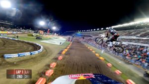 "Vídeo AMA Supercross, Daytona: As imagens ""onboard"" de Ken Roczen thumbnail"