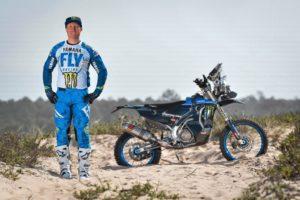 """Andrew Short, Rally Raids: """"Estou muito feliz por fazer parte da Monster Energy Yamaha"""" thumbnail"""