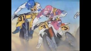 Vídeo: Motocross em banda desenhada japonesa! thumbnail