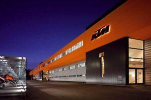 KTM, Husqvarna e Gas Gas interrompem produção thumbnail