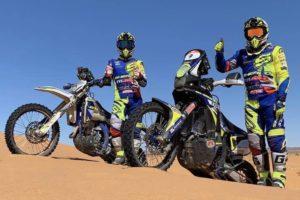 Rally Raid: Rui Gonçalves em treinos no deserto thumbnail