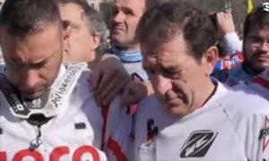 Vídeo Arcos TT: O minuto de silêncio em memória de Paulo Gonçalves thumbnail