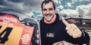 Hispania Rally: Faleceu Alberto Martinez thumbnail