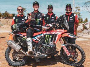 Sonora Rally: Ricky Brabec soma terceira vitória na prova thumbnail