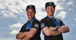Campeonato do Mundo de Rally Cross-Country: Andrew Short e Ross Branch assinam com a Monster Energy Yamaha thumbnail