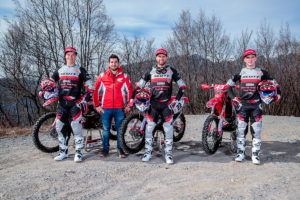 Honda Racing RedMoto World Enduro apresenta alinhamento de 2020 thumbnail