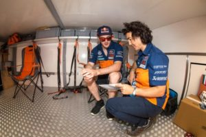 MXGP: Coordenadora da Red Bull KTM fala do trabalho com Jeffrey Herlings thumbnail