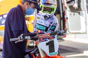 AMA Supercross: Cooper Webb e Red Bull KTM prontos para regressar à competição thumbnail