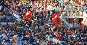 AMA Supercross: Assista este domingo às 20.00h de Portugal thumbnail