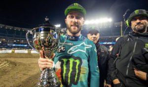 AMA Supercross: Vitória hoje dá título a Eli Tomac thumbnail