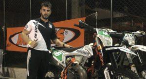 "Filipe Taniko, Enduro: ""Gostava de testar a moto do Billy Bolt para saber se tem super poderes!"" thumbnail"