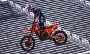 AMA Supercross 250, Final SLC6: Sexton bate McElrath de novo thumbnail