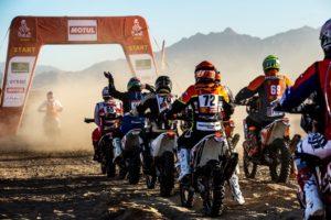 Dakar 2021 vai estrear novas regras de segurança nos Rally Raids thumbnail