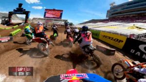"Vídeo AMA Supercross: ""Onboard"" com Ken Roczen em Salt Lake City 1 thumbnail"