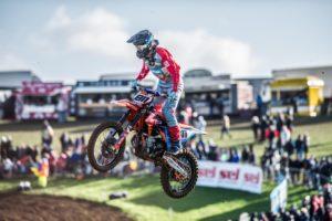MXGP: Adam Sterry rescinde com a JD Gunnex KTM thumbnail