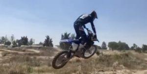 Vídeo Motocross: Rúben Ferreira já treina de 250F thumbnail