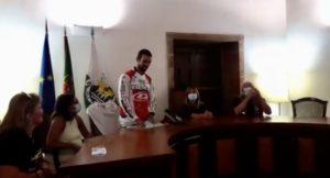 Vídeo Enduro: Diogo Ventura recebido na C.M. Góis após a conquista do título thumbnail