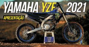 Yamaha apresentou as novas YZ-F 250/450 2021 thumbnail