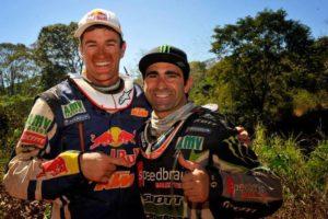 Faz hoje 7 anos que Paulo Gonçalves venceu o Rally dos Sertões thumbnail