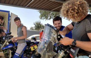 Rally Raids: Van Beveren e McCanney estiveram a testar em Portugal thumbnail