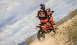 Vídeo: Equipa da KTM para o Dakar está a treinar em Portugal thumbnail