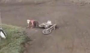 Vídeo MXGP: A queda em que Cairoli partiu o nariz thumbnail