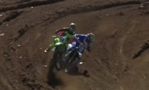 Vídeo AMA Motocross: A agressiva luta entre Barcia e Cianciarulo thumbnail