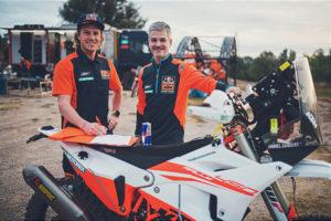 Dakar: Daniel Sanders assina pela Red Bull KTM thumbnail