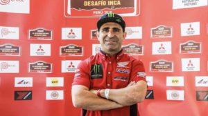 Faz hoje dois anos que Paulo Gonçalves venceu o Desafio Inca thumbnail