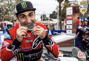 A vitória de Paulo Gonçalves no Desafio Ruta 40 foi há dois anos thumbnail