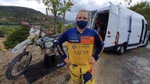 """Salvador Vargas, Baja TT do Pinhal, SS1: """"O piso está excelente"""" thumbnail"""