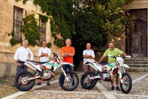 O forte apoio da KTM aos organizadores dos ISDE 2021 em Itália thumbnail