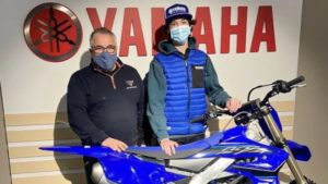 CN Motocross: Rúben Ferreira com a Yamaha MotoFundador em 2021 thumbnail