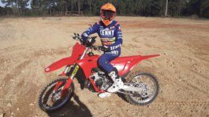 Vídeo Motocross: As primeiras imagens de Fábio Costa na GasGas! thumbnail