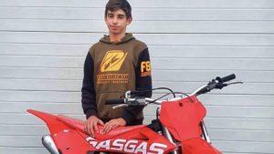 CN Motocross: Fábio Costa com a GasGas em 2021 thumbnail