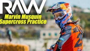 Vídeo AMA Supercross: Marvin Musquin prepara a temporada de 2021 thumbnail