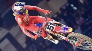 AMA Supercross 450, Houston 1, Final: Justin Barcia dá primeiro triunfo à GasGas thumbnail