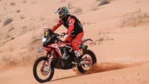 Dakar, Etapa 11: Joan Barreda abandona sem gasolina thumbnail