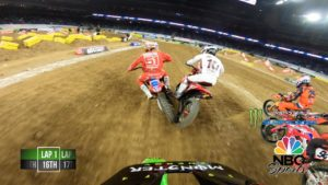 "Vídeo AMA Supercross: ""Onboard"" com Adam Cianciarulo em Houston 1 thumbnail"